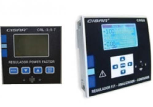 Reguladors de potència reactiva CISAR