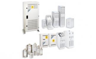 Condensadores para corrección del factor de potencia